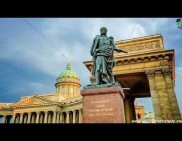 Embedded thumbnail for Санкт-Петербургский государственный архитектурно-строительный университет
